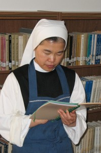 Cathy in library - Copy
