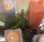 Advent Candle Blessings 2016-2nd Sunday