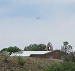 April 2017 Sawmill Fire experienced by Santa Rita Abbey