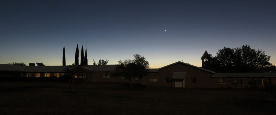 01b 20171006 SantaRitaAbbey Venus Mars conjunction (2d)