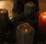 Advent Wreath Candle Blessing 2018: Third Sunday