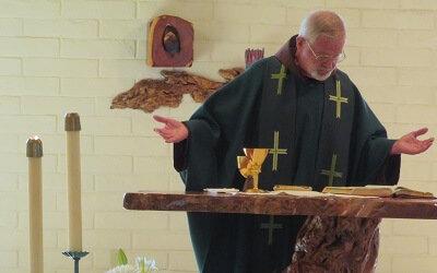 20190804o SantaRitaAbbey Mass Fr Eddie (11a)