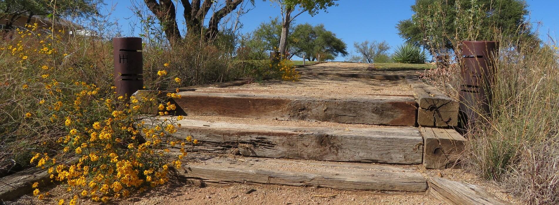 Image 5 – 2019 10 15 retreat house steps