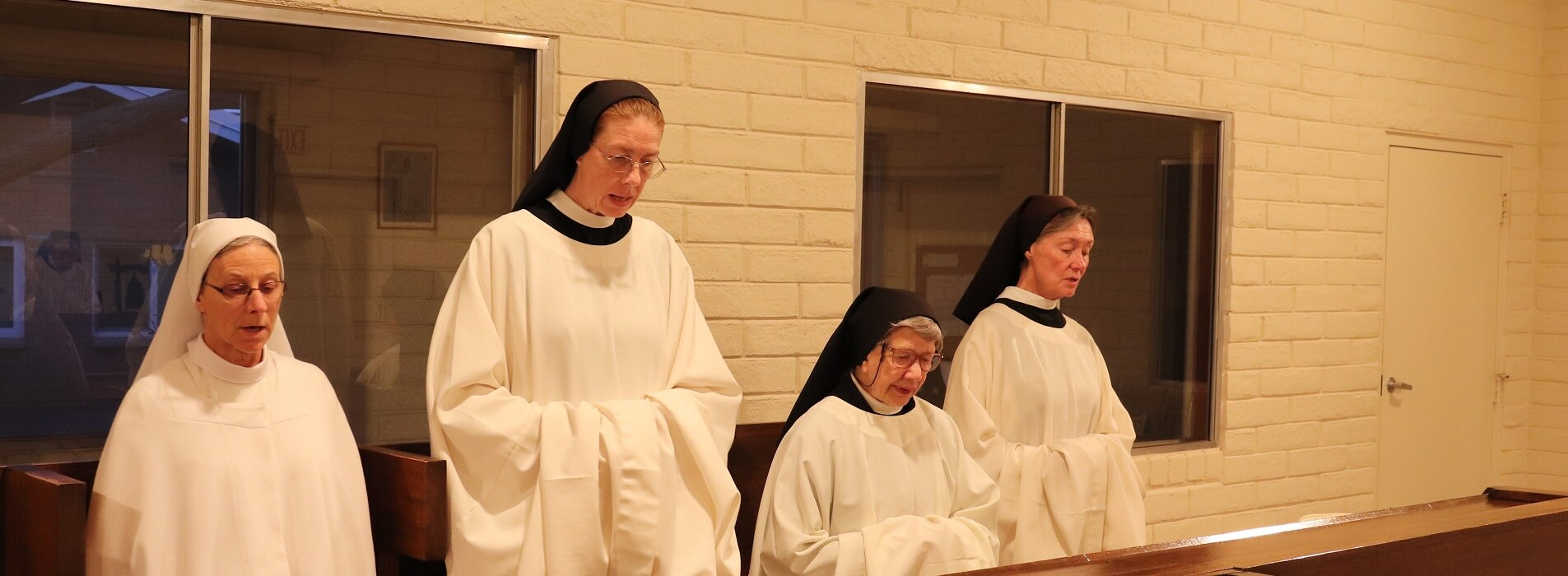 20210118 SantaRitaAbbey choir 1