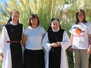 Santa Rita Abbey Monastic Experience Weekend September 2016