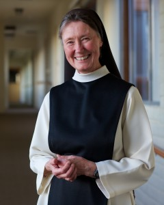 Mother Victoria Murray, Vocation Director & Prioress at Santa Rita Abbey